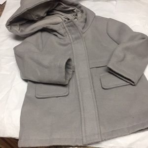Old navy coat with hood size 18-24